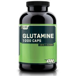 Optimum Nutrition Glutamine Cap