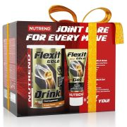 Nutrend Flexit Gold Drink + Flexit Gold Gel - 400g Orange