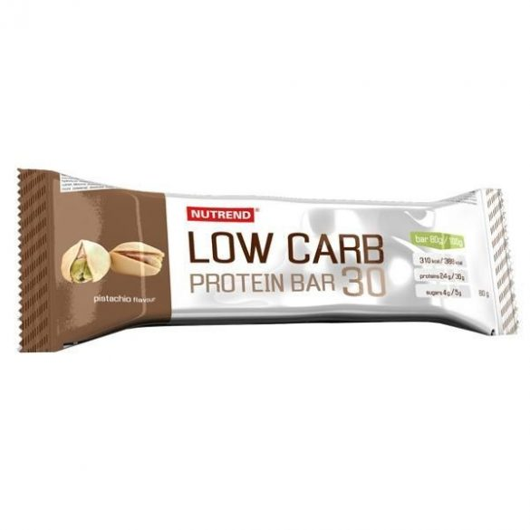 Nutrend Low Carb 30 Protein Bar