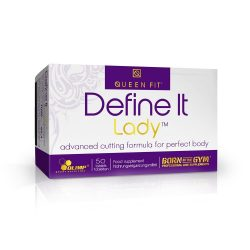 Olimp QueenFit Define It Lady 50 tabletta