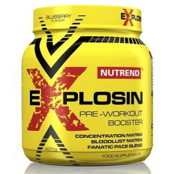 Nutrend Explosin - Pre-Workout Booster