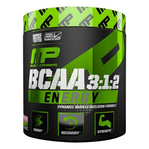 Musclepharm BCAA Energy - 215 g