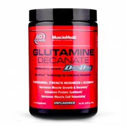 Musclemeds Glutamine Decanate - 300g