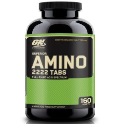 Optimum ON Super Amino 2222 Tablets
