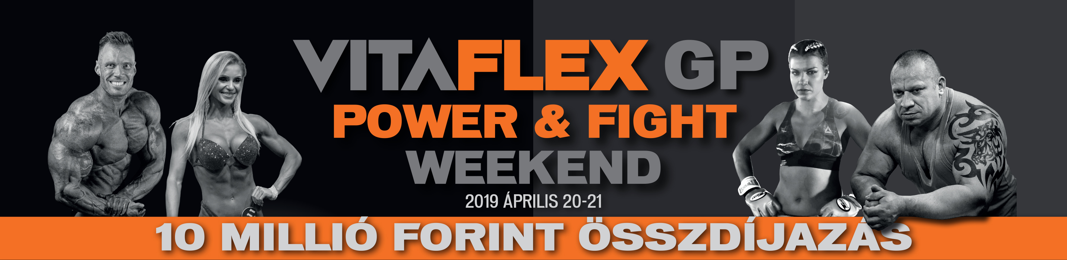 VITAFLEX GP POWER & FIGHT WEEKEND