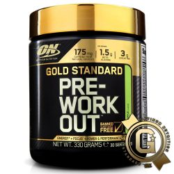 ON Gold Standard Pre Workout