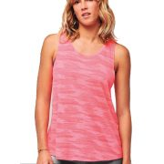 Ladies Tank Top - Fluo Pink