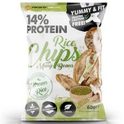 Forpro 14% Protein Rice Chips With Mung Beans 60g
