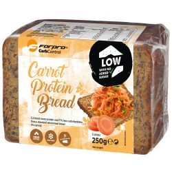 Forpro Carrot Protein Bread - 250g