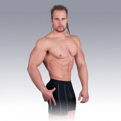 MADMAX Compression Shorts Blue
