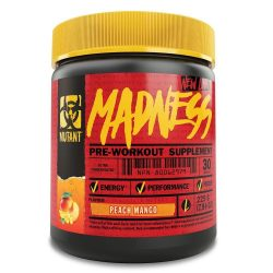 Mutant Madness preworkout Powder 225g