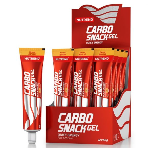 Nutrend Carbosnack tubus - 50g