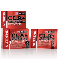 Nutrend CLA + CARNITINE POWDER - 12g