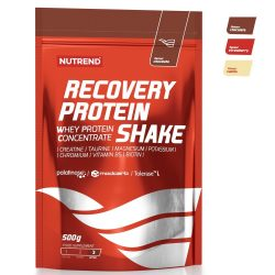 Nutrend Recovery Protein Shake 500g