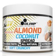Olimp Almond Coconut Spread 300g - Soft Crunchy
