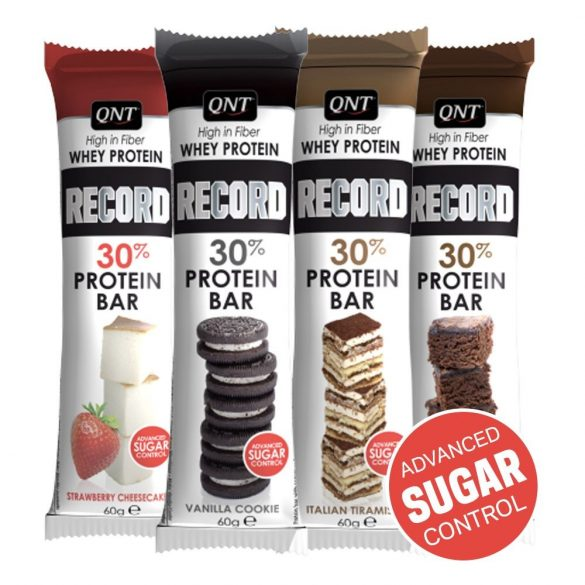 QNT Record Bar 30% Pure Whey Protein