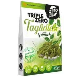 Forpro Triple Zero Pasta - Tagliatelle with Spinach