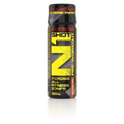 Nutrend N1 Pre-Workout Booster - 60 ml Shot