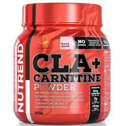 Nutrend CLA + CARNITINE POWDER - 300g