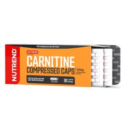 Nutrend Carnitine Compressed Caps