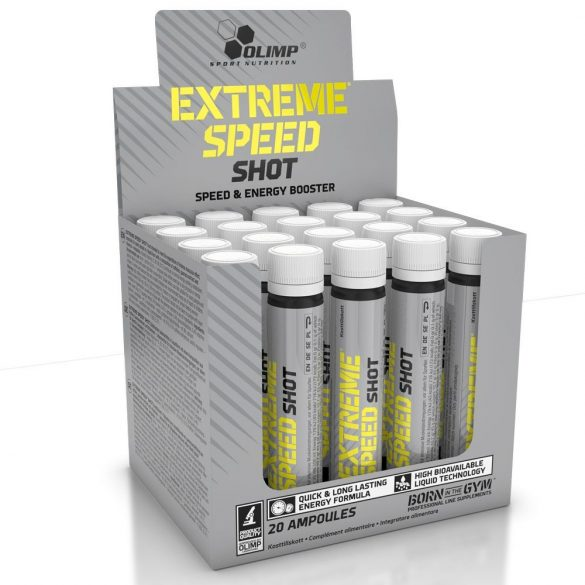 Olimp Extreme Speed® Shot energizáló - 25ml