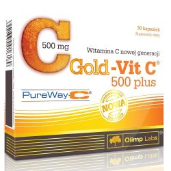 Olimp Labs GOLD-VIT C® 500 PLUS - 30 kapszula