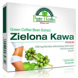Olimp Labs GREEN COFFEE Premium - 30 kapszula
