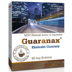 Olimp Labs GUARANAX® - 60 kapszula