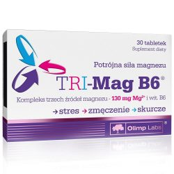 Olimp Labs TRI-MAG B6™ - 30 tabletta