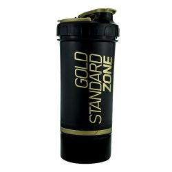 ON Gold STD Zone Smart Shake - 768 ml Black-Gold/Black