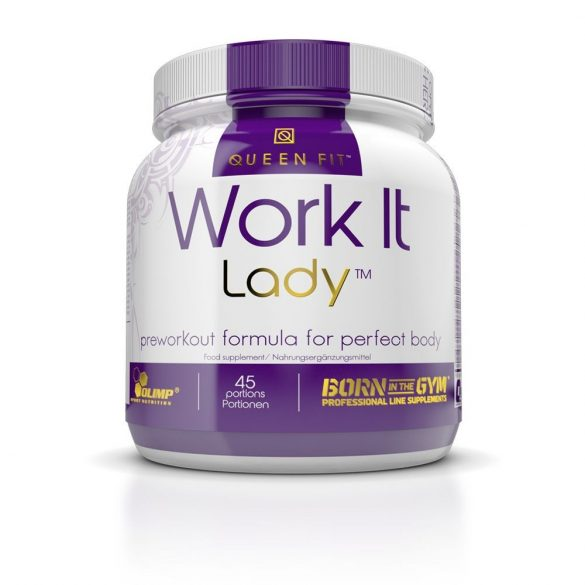 Olimp QueenFit Work It Lady